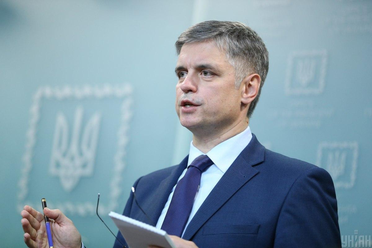Пристайко дав пояснення атаці окупантів 18 лютого / фото УНІАН