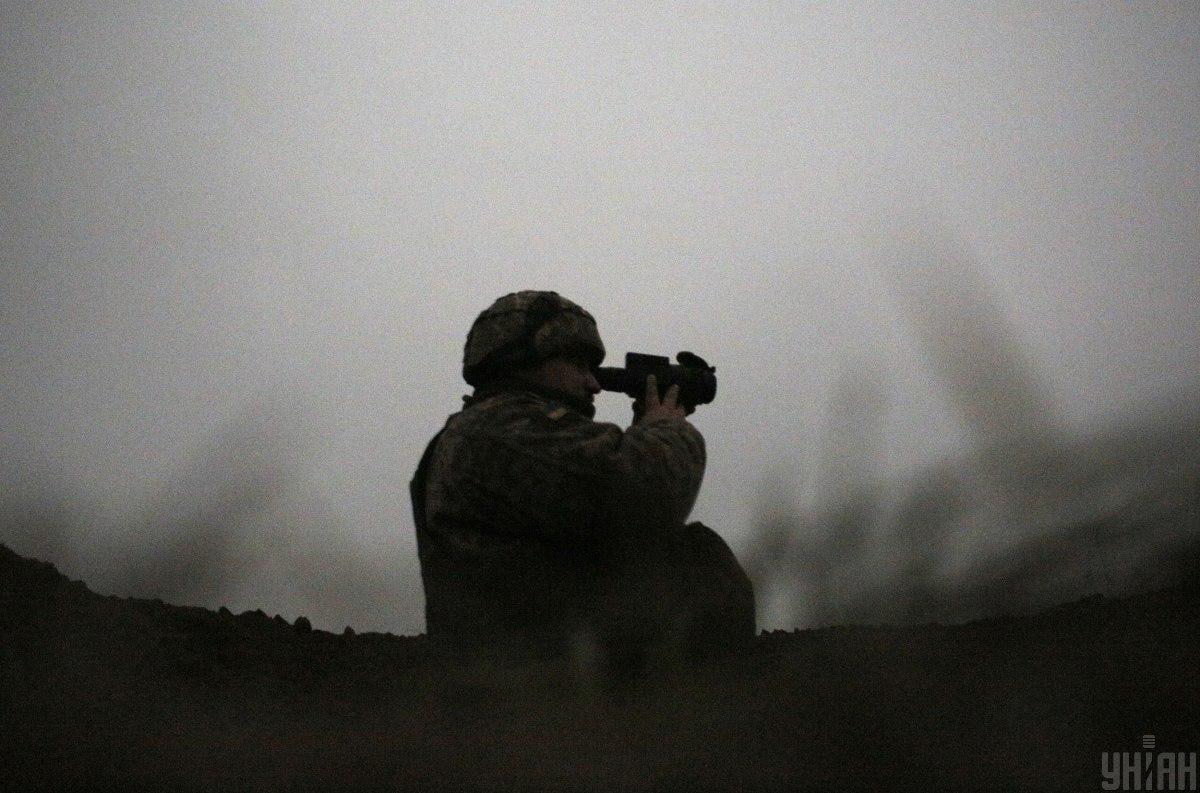 Бойових сьогодні втрат серед наших захисників немає / фото УНІАН