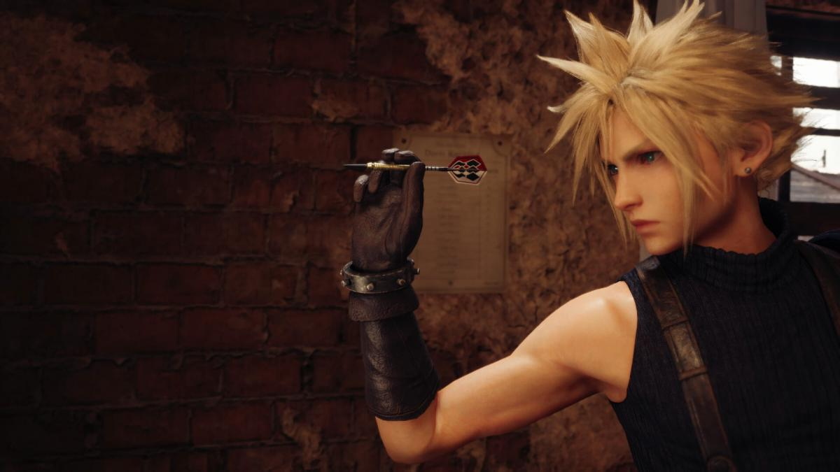 Ремейк Final Fantasy VII займе понад 100 ГБ / square-enix-games.com