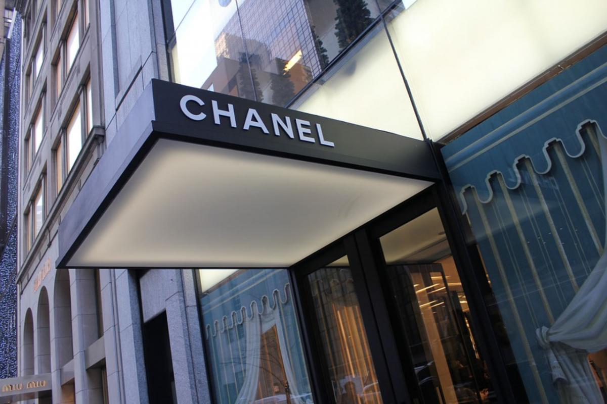 В 1921 году во Франции впервые были представлены духи «Chanel №5» / vse42.ru