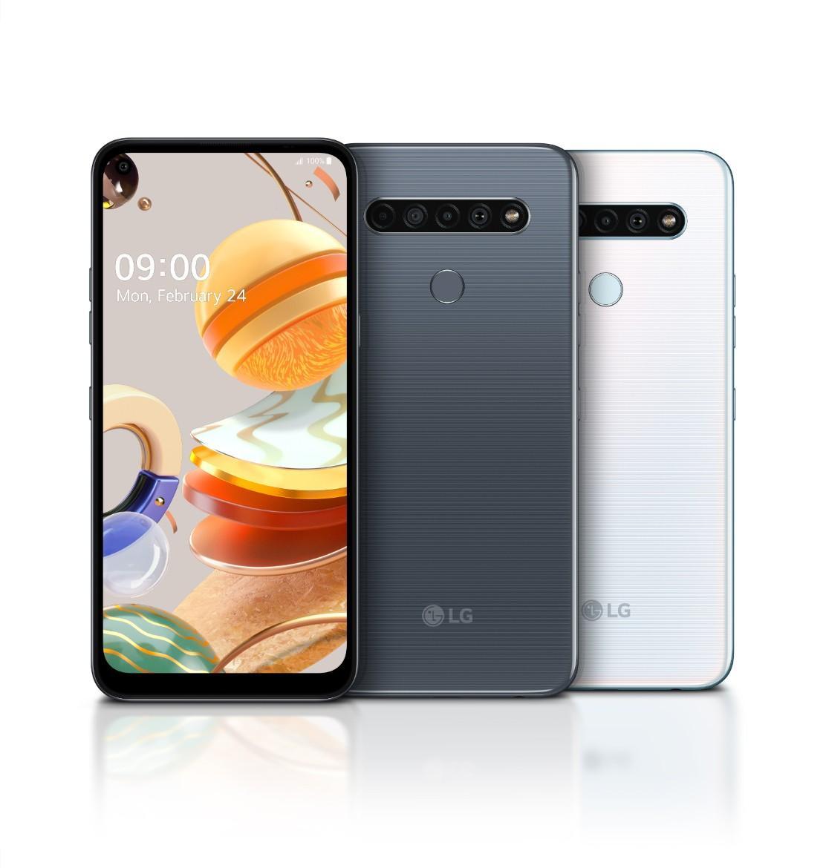 Нові моделі відрізняються лише камерами та моніторами / фото LG