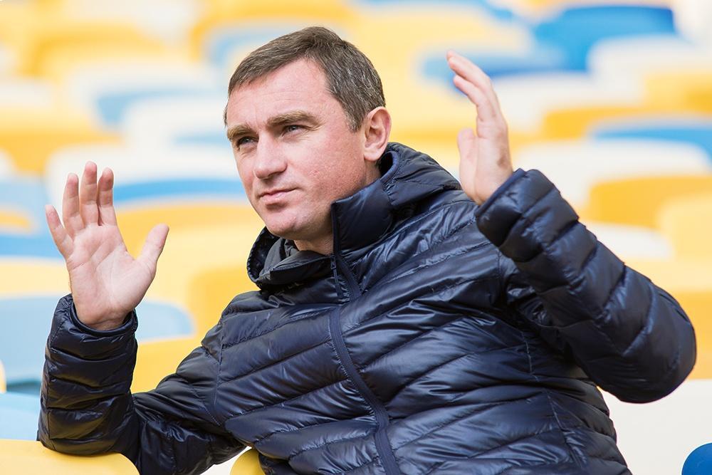 Андрій Воробей виступав за Шахтар з 1997 по 2007 роки / фот: sport.ua