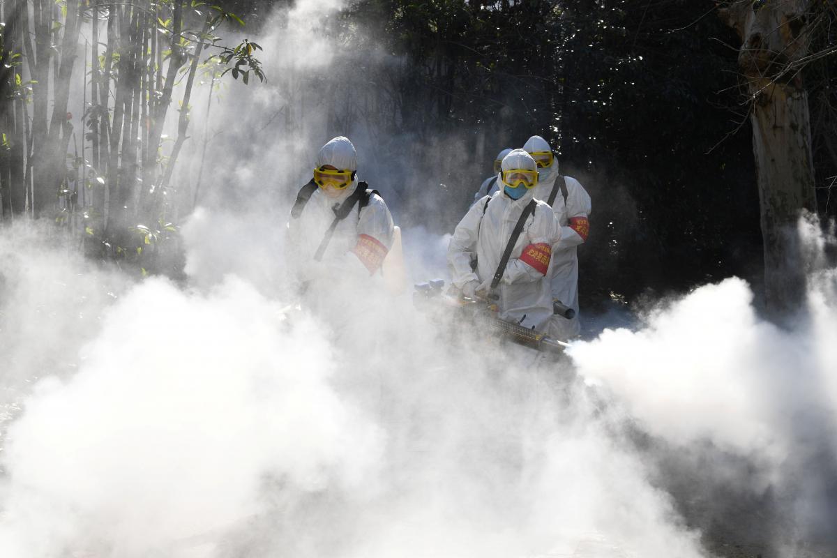 В ООН признали, что ситуация с коронавирусом вышла из-под контроля / Reuters