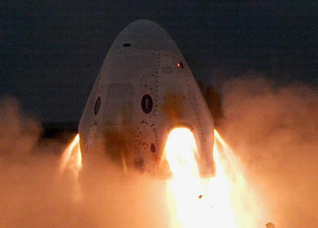 Стоимость такого путешествия пока неизвестна  SpaceX