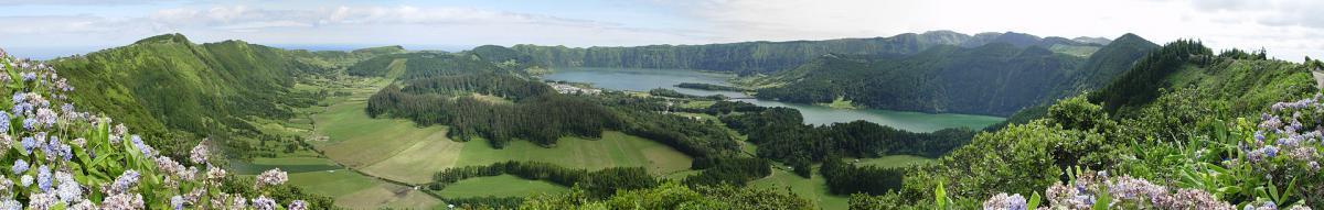 Невероятная природа Азорских островов / Фото en.wikipedia.org