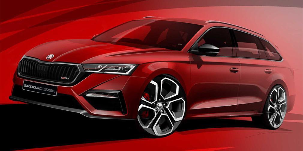 Премьера автомобилей состоится в марте на Женевском автосалоне / фото Skoda