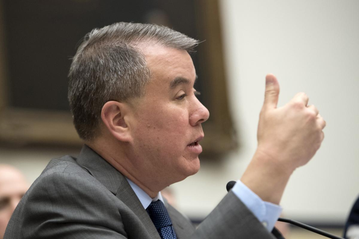 Джон Руд вирішив подати у відставку / фото EJ Hersom/U.S. Department of Defense
