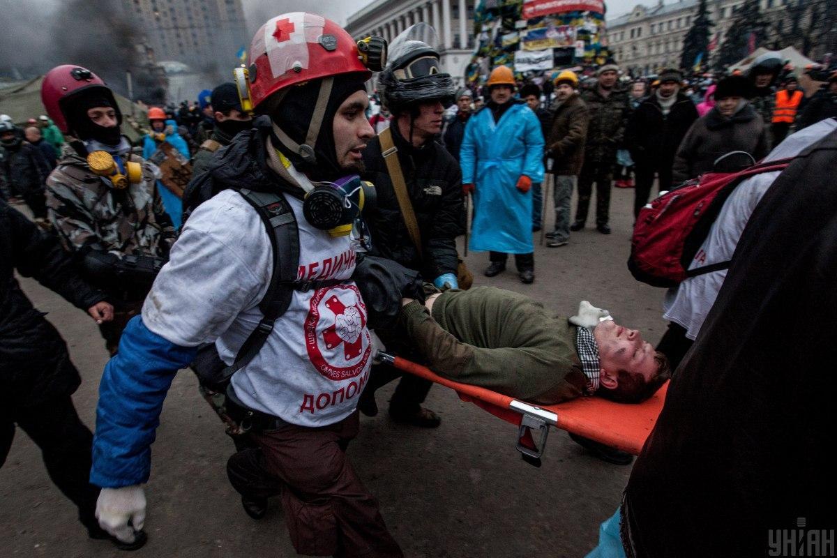 Сразу после бегства Януковича в Украине были открыты уголовные делапо факту массовых убийств мирных граждан/ УНИАН
