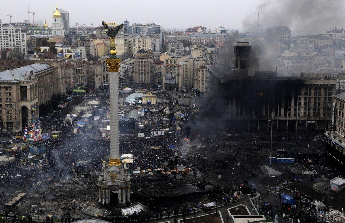 У січні 2014 року судді незаконно взяли під варту понад 17 активістів Євромайдану/ УНІАН