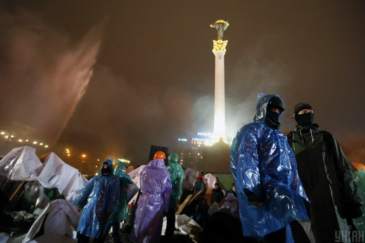 20 февраля в Украине чествуют память Героев Небесной сотни/ УНИАН
