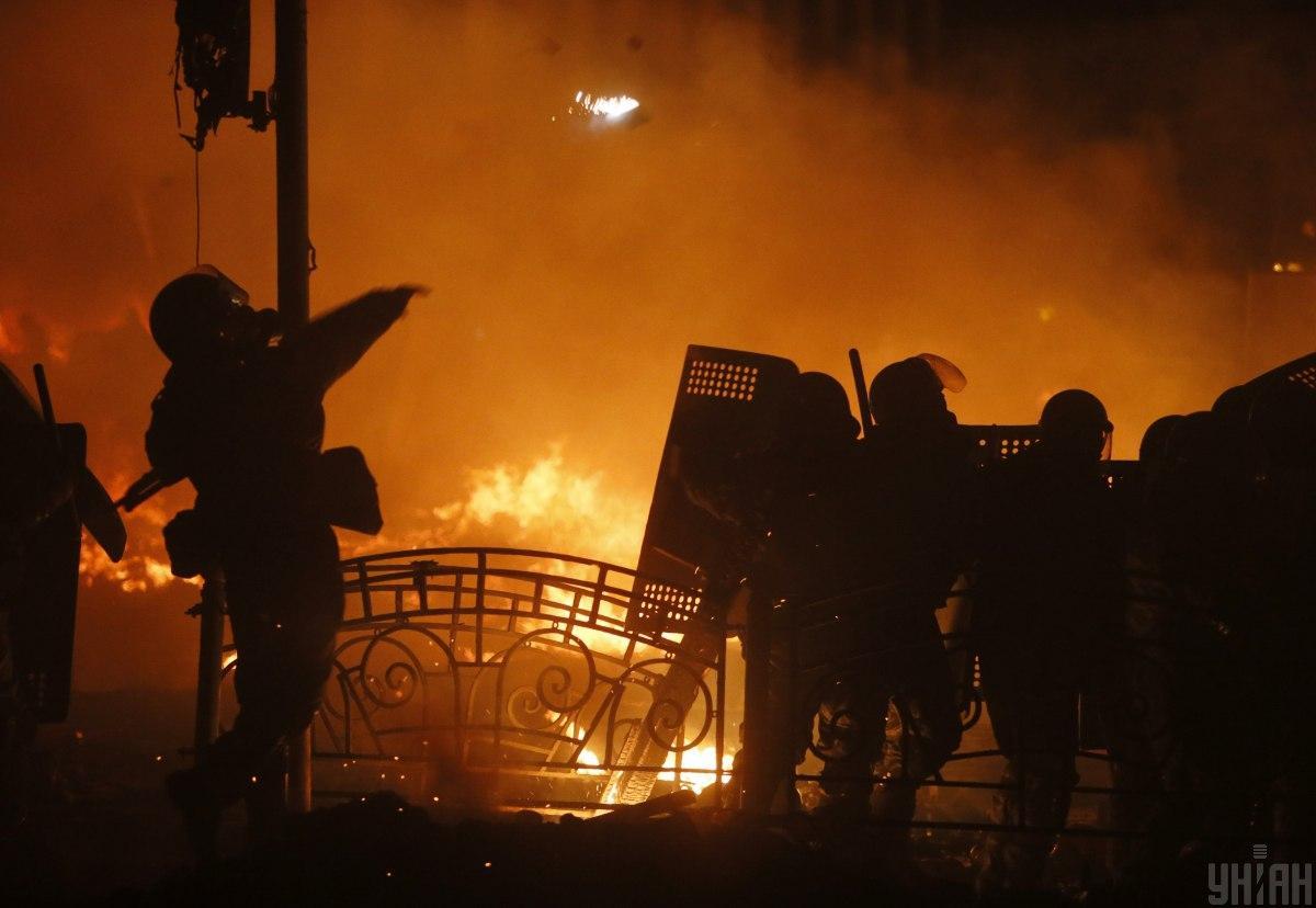 ЄСПЛпоклав на Україну відповідальність за порушення прав людини під час Євромайдану / фото УНІАН