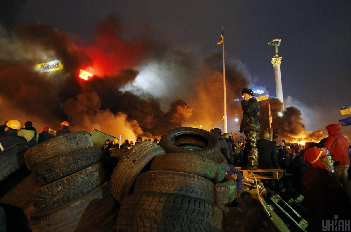 В этом году отмечается седьмая годовщина Революции Достоинства/ УНИАН
