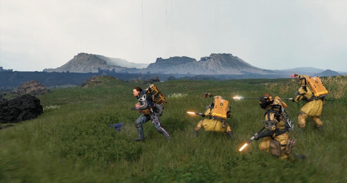 Хідео Кодзіма поділився новим трейлером Death Stranding / playstation.com