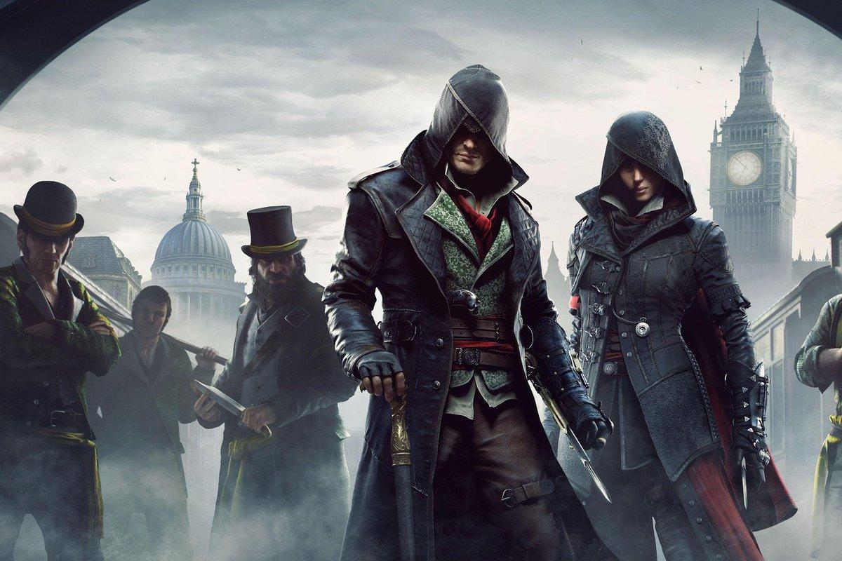 Assassin's Creed Syndicate / twitter.com