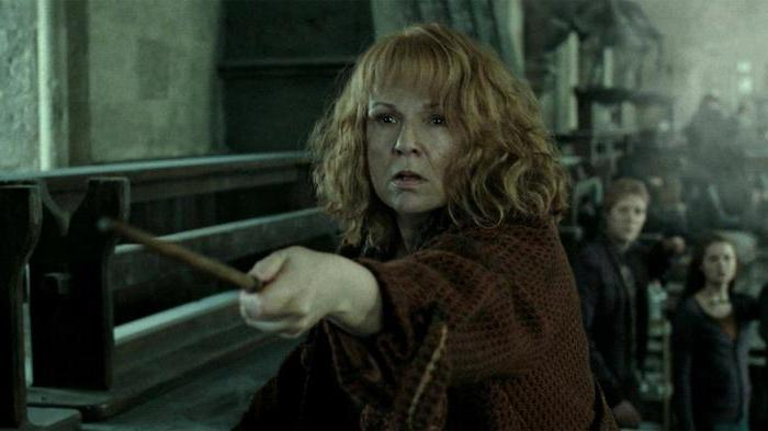 """О своей болезни Джули Уолтерс узнала 18 месяцев назад / скриншот из фильма """"Гарри Поттер"""""""