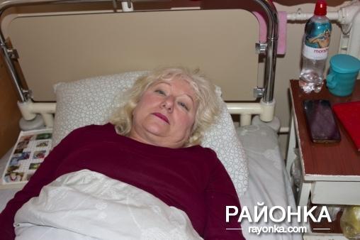 У женщины диагностировали тяжелые травмы / rayonka.com