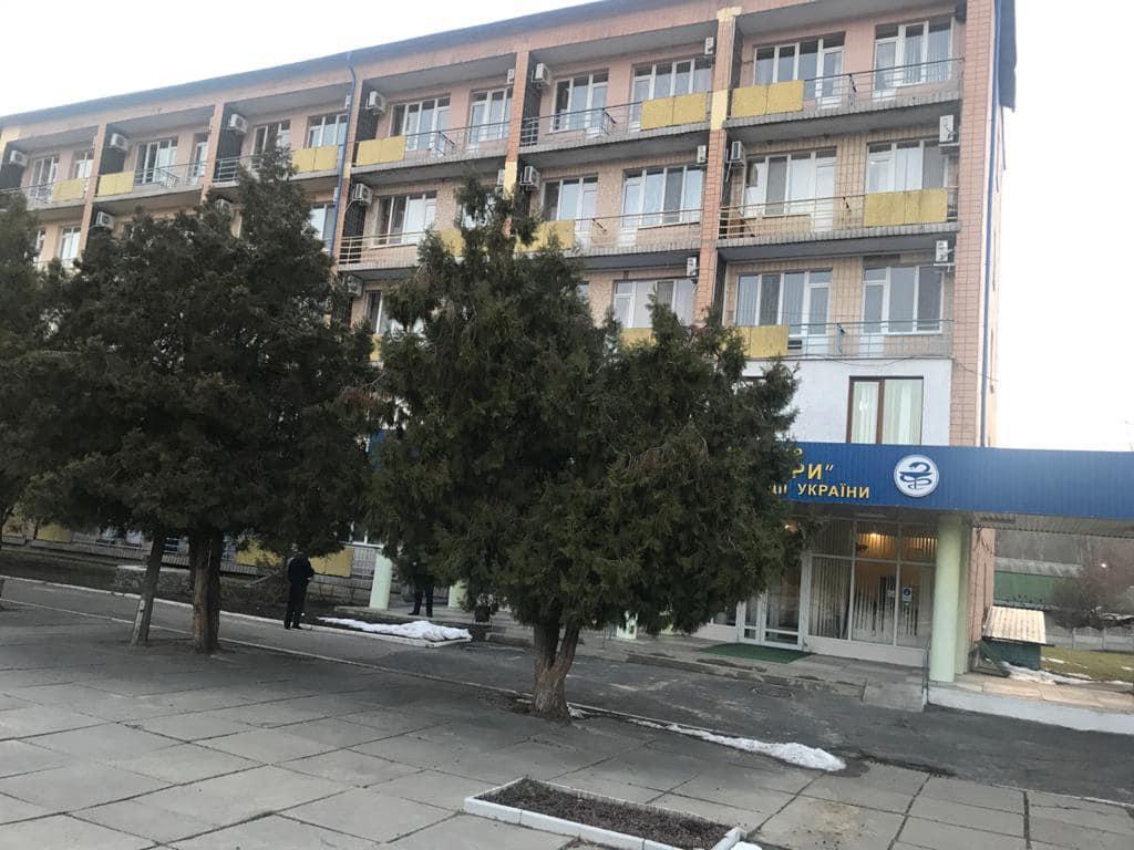 Poltava region's medical center for evacuees / Photo from фото Anton Gerashchenko on Facebook