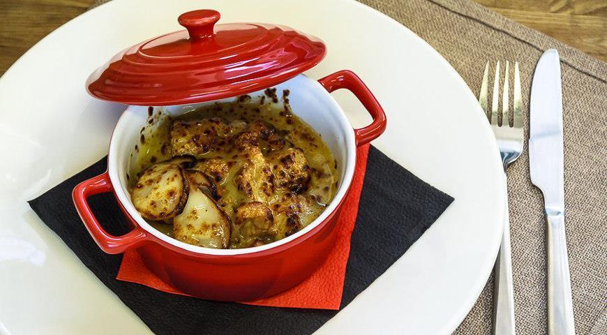 Картопля в горщиках / Фото: gastronom.ru