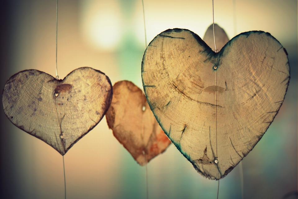Любовь позитивно влияет на наше здоровье / фото pixabay.com