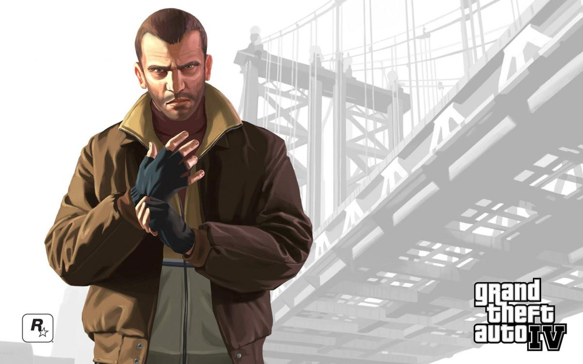 У GTA 4 в Steam з'явилися досягнення / rockstargames.com