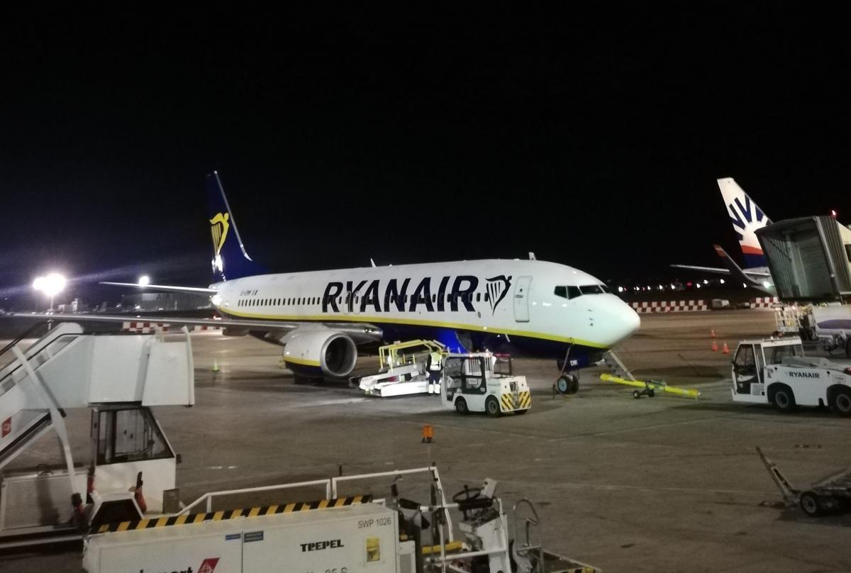 У Ryanair одни из самых удобных рейсов в Валенсию / Фото Марина Григоренко
