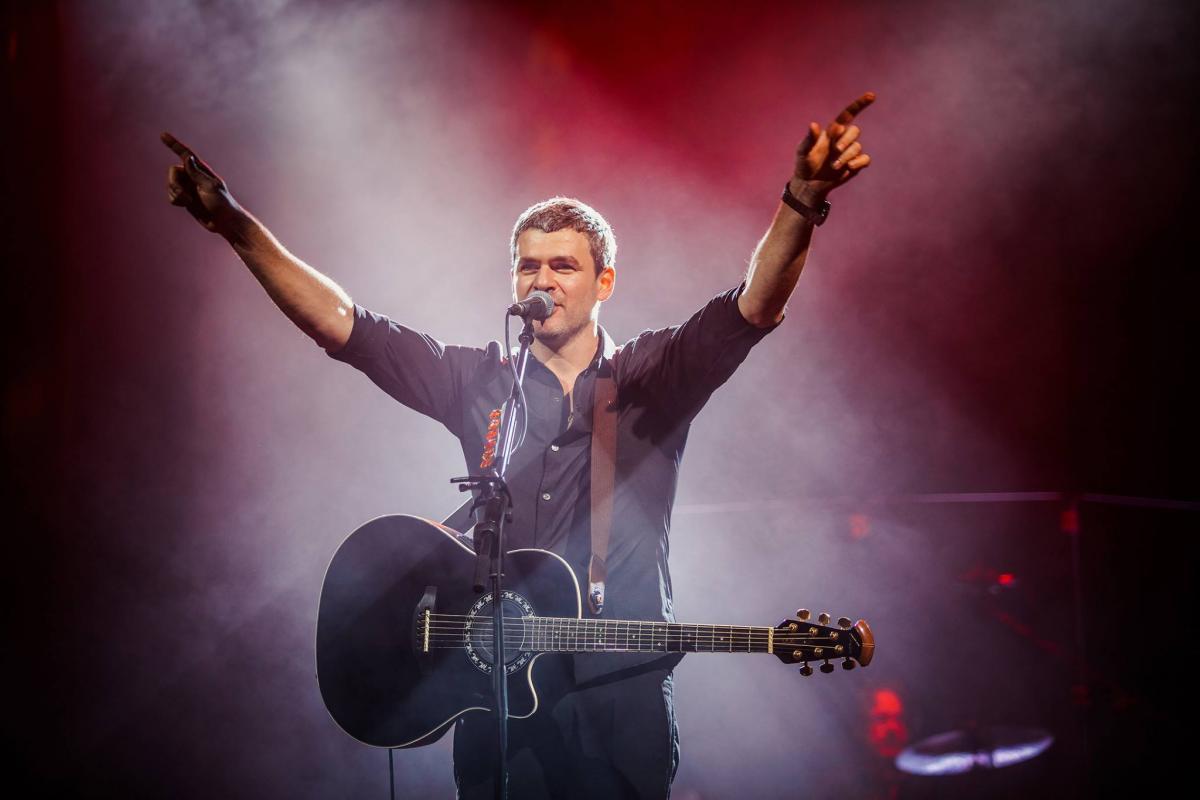 У листопаді 2019 Арсен Мірзоян представив п'ятий студійний альбом «Інгредієнт» / фото: прес-служба