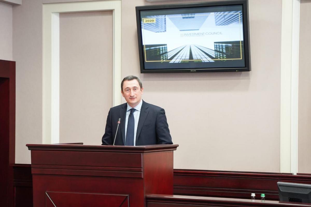 Алексей Чернышовверит в Киевщину, как в инвестиционную витрину Украины