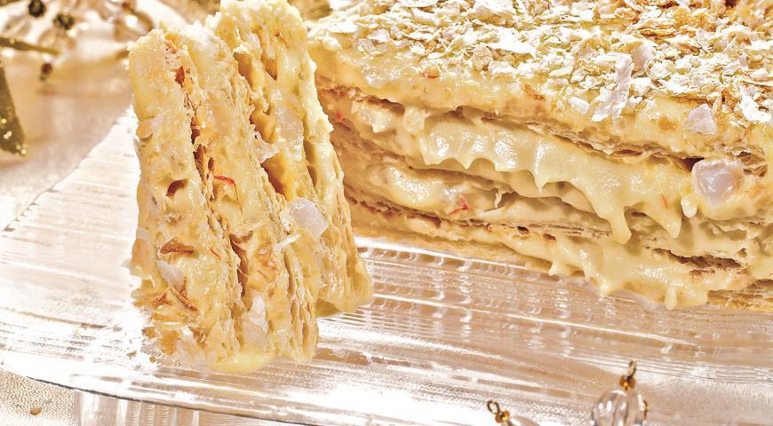 Торт Наполеон / Фото: gastronom.ru