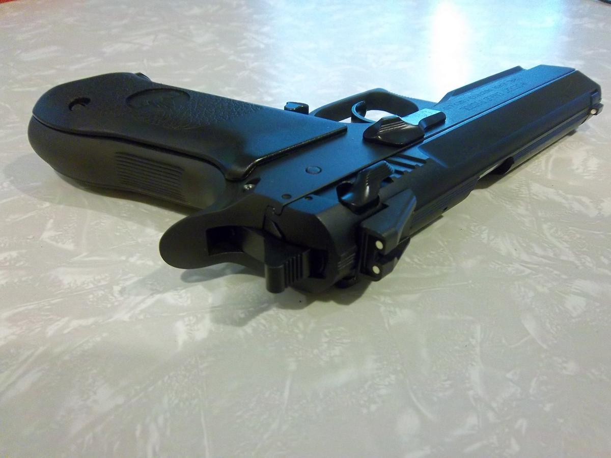 Выстрел был произведен из пистолета Jericho 941 / фото flickr.com/51070118@N03
