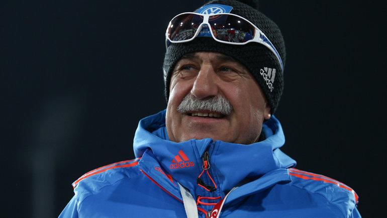 Александр Касперович является личным тренером Александра Логинова / фото: СБР