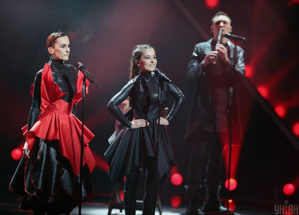 Електрофолк-гурт Go_A переміг в українському Нацвідборі на Євробаченні 2020 / Фото УНІАН