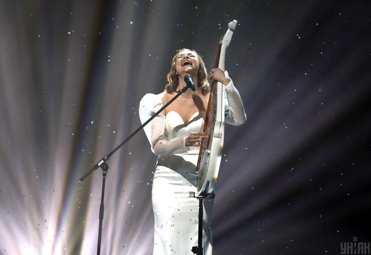 Марина Круть зі своєю піснею дійшла до фіналу Нацвідбору / фото УНІАН