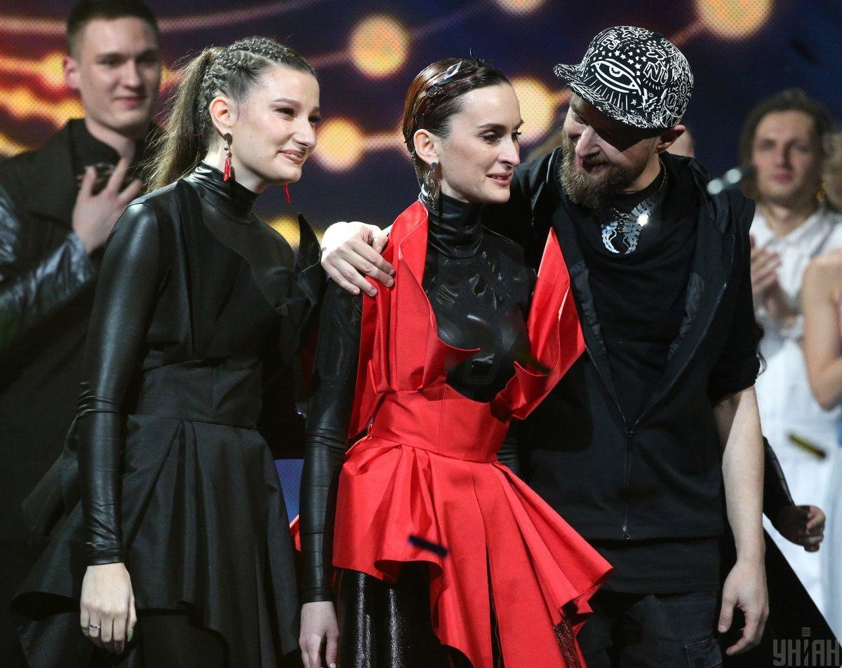 Представник України на Євробаченні 2020 гурт– Go_A / фото УНІАН