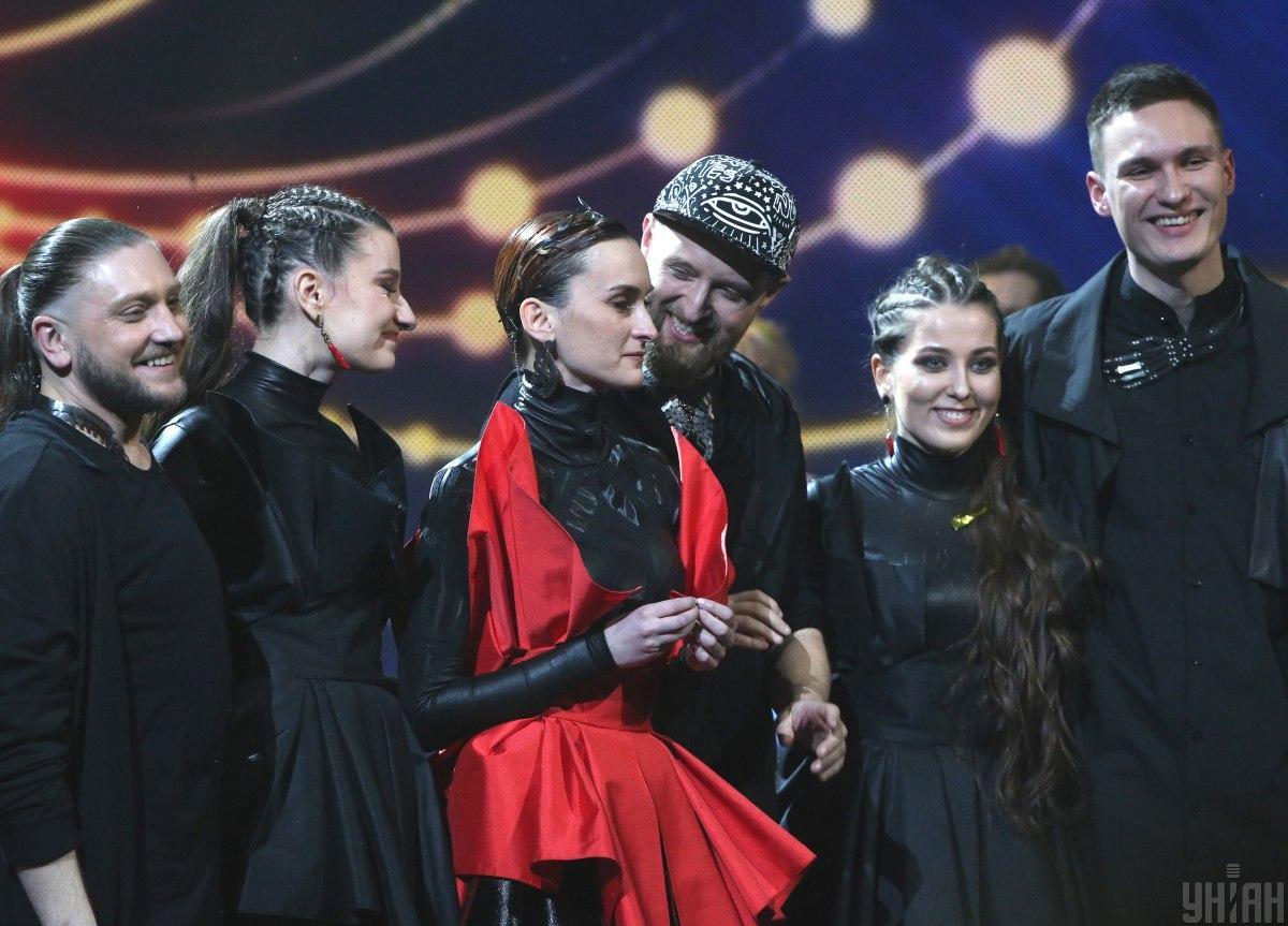 Гурт Go_AперемігуНаціональному відборі на Євробачення 2020 / фото УНІАН