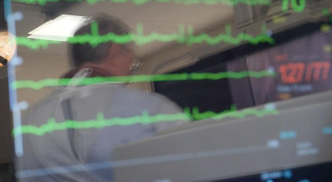 Стентування – це найкращий метод врятувати від інфаркту / Фото: скріншот