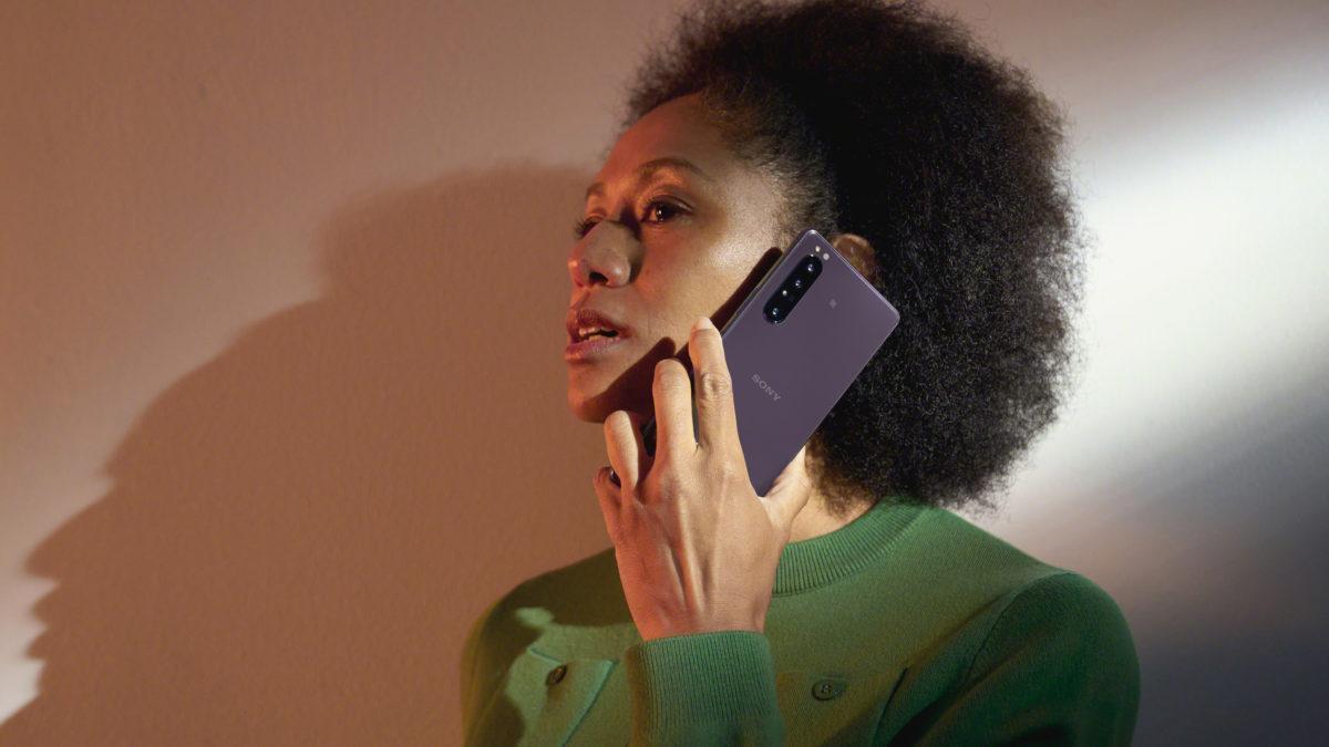 Sony представила флагманский Xperia 1 II / фото Sony