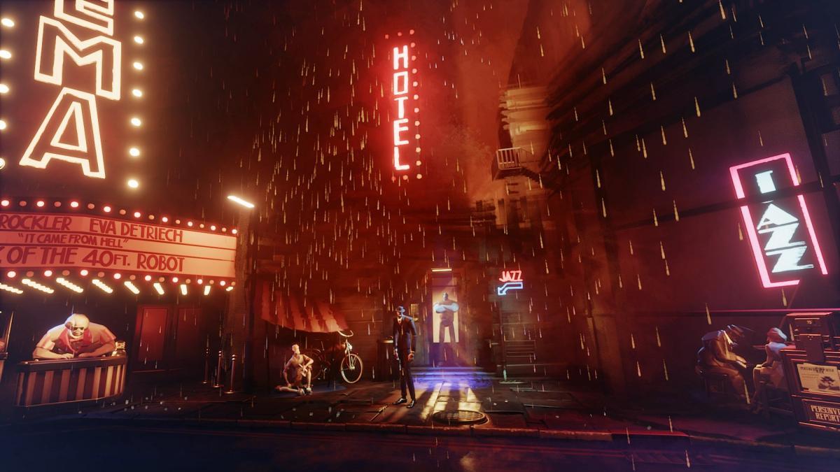 """""""Грезы Арта"""" - игра созданная разработчиками в Dreams / скриншот"""