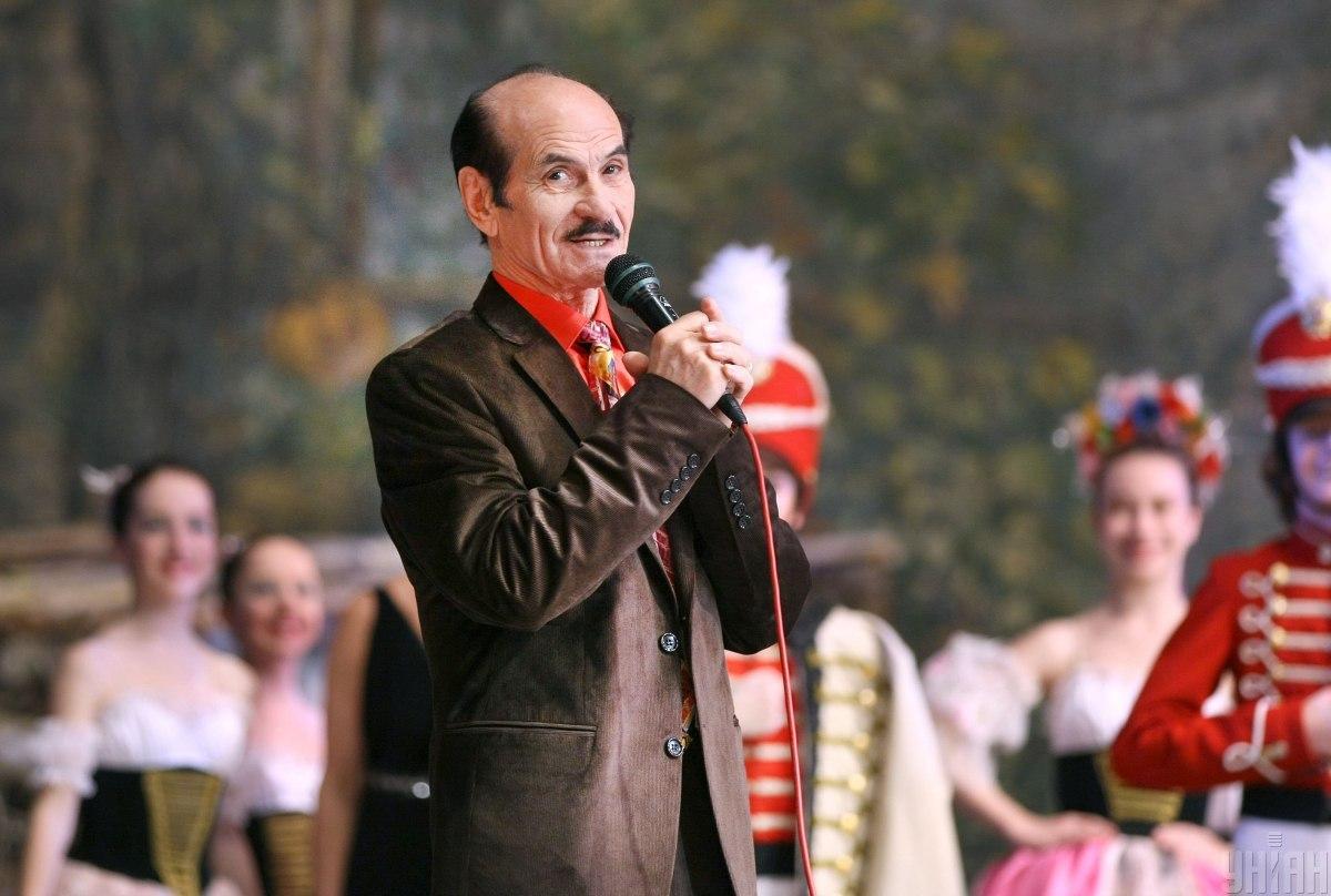 Григорий Чапкис празднует юбилей / фото УНИАН
