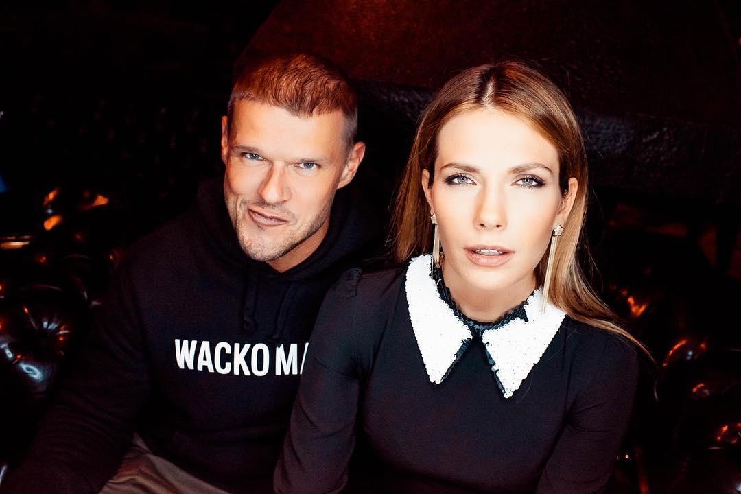Антонина Паперная и Владимир Яглыч впервые показали лицо дочери Евы / фото instagram.com/tonya_papernaya/