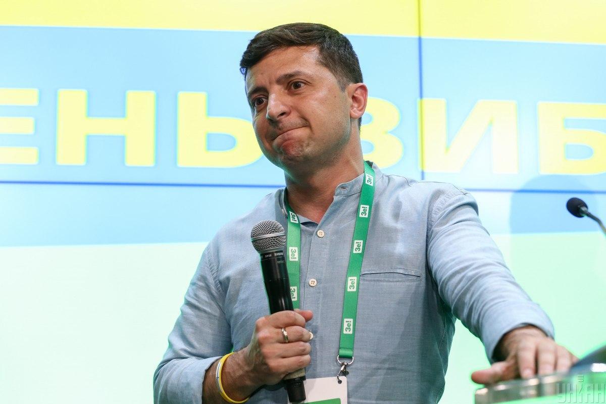 Зеленский снова стал бы президентом / фото УНИАН