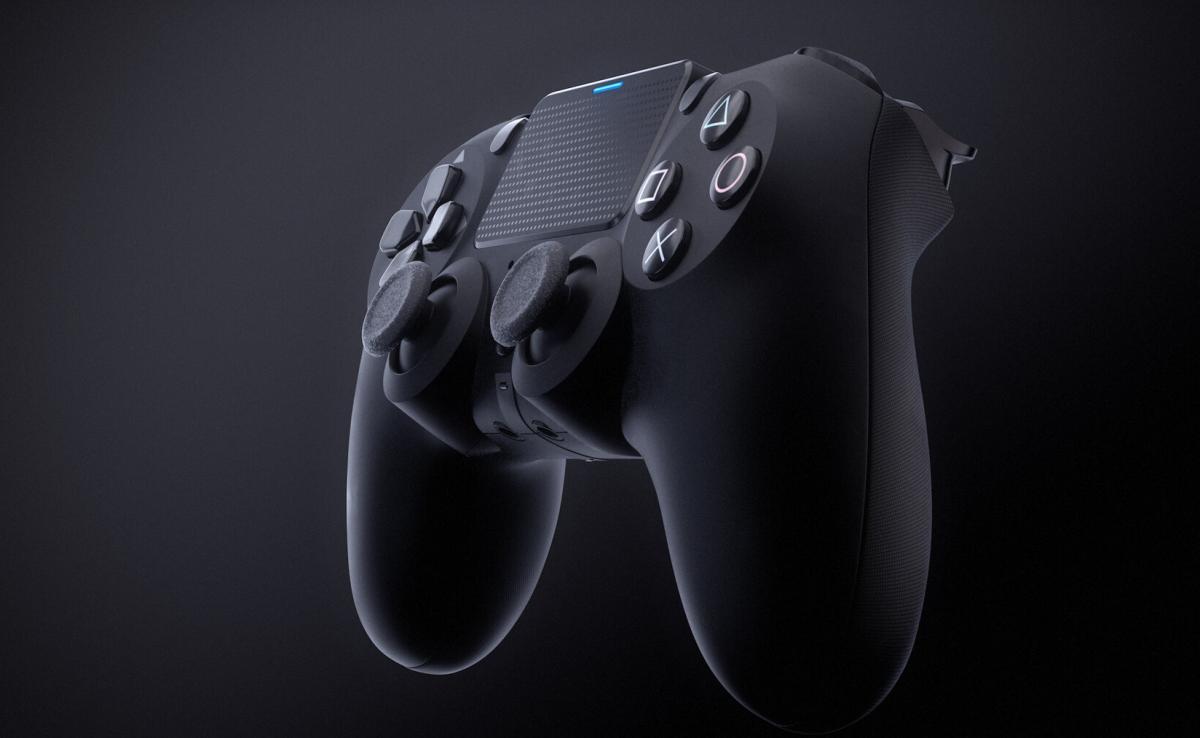 DualShock 5 получит новые возможности / shazoo.ru