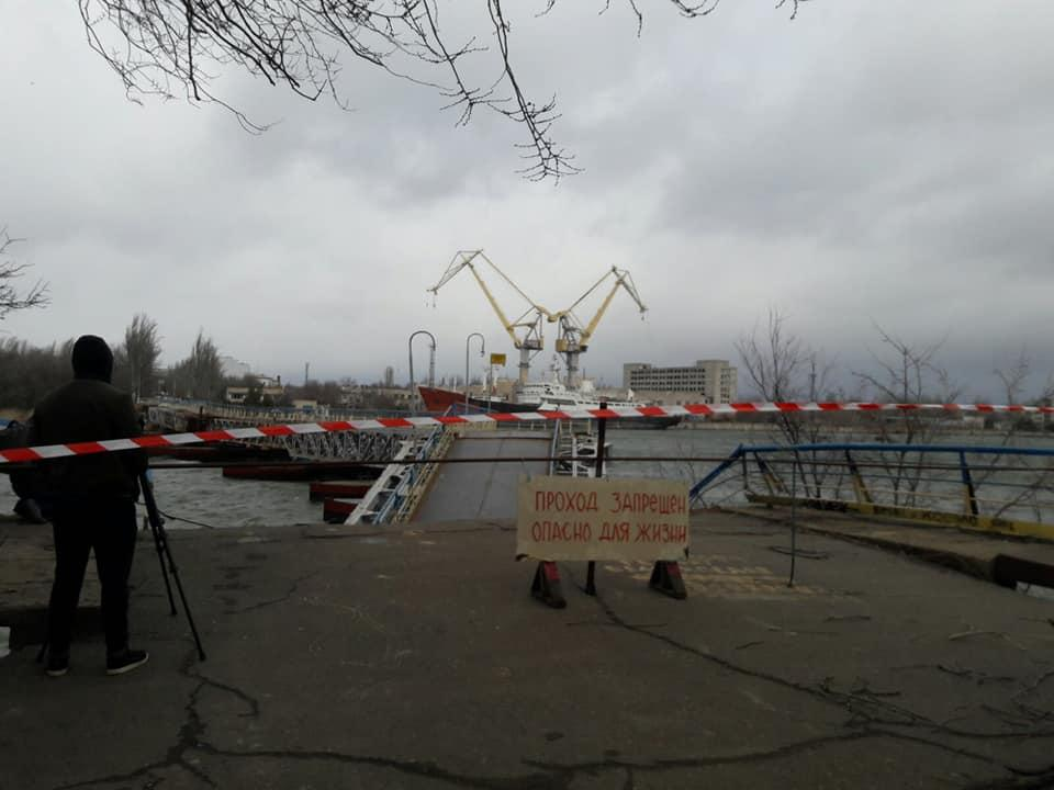 Під час інциденту ніхто не постраждав / фото КП «ЕЛУ автодоріг»