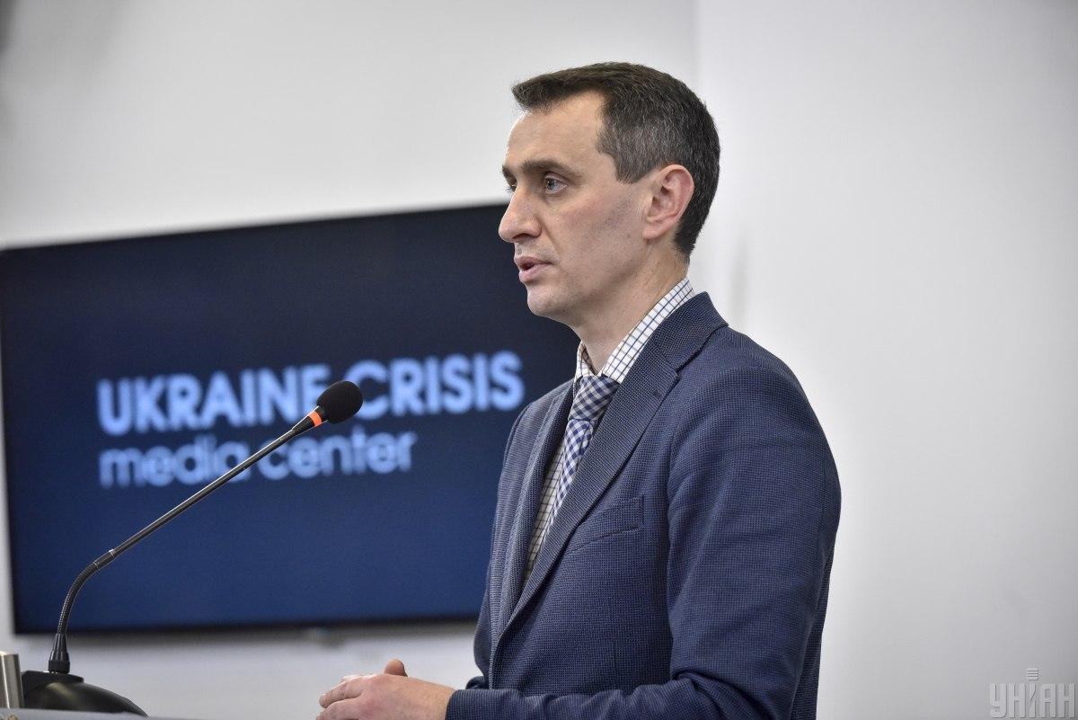 Ляшко анонсировал серийное производство тест-систем / фото УНИАН