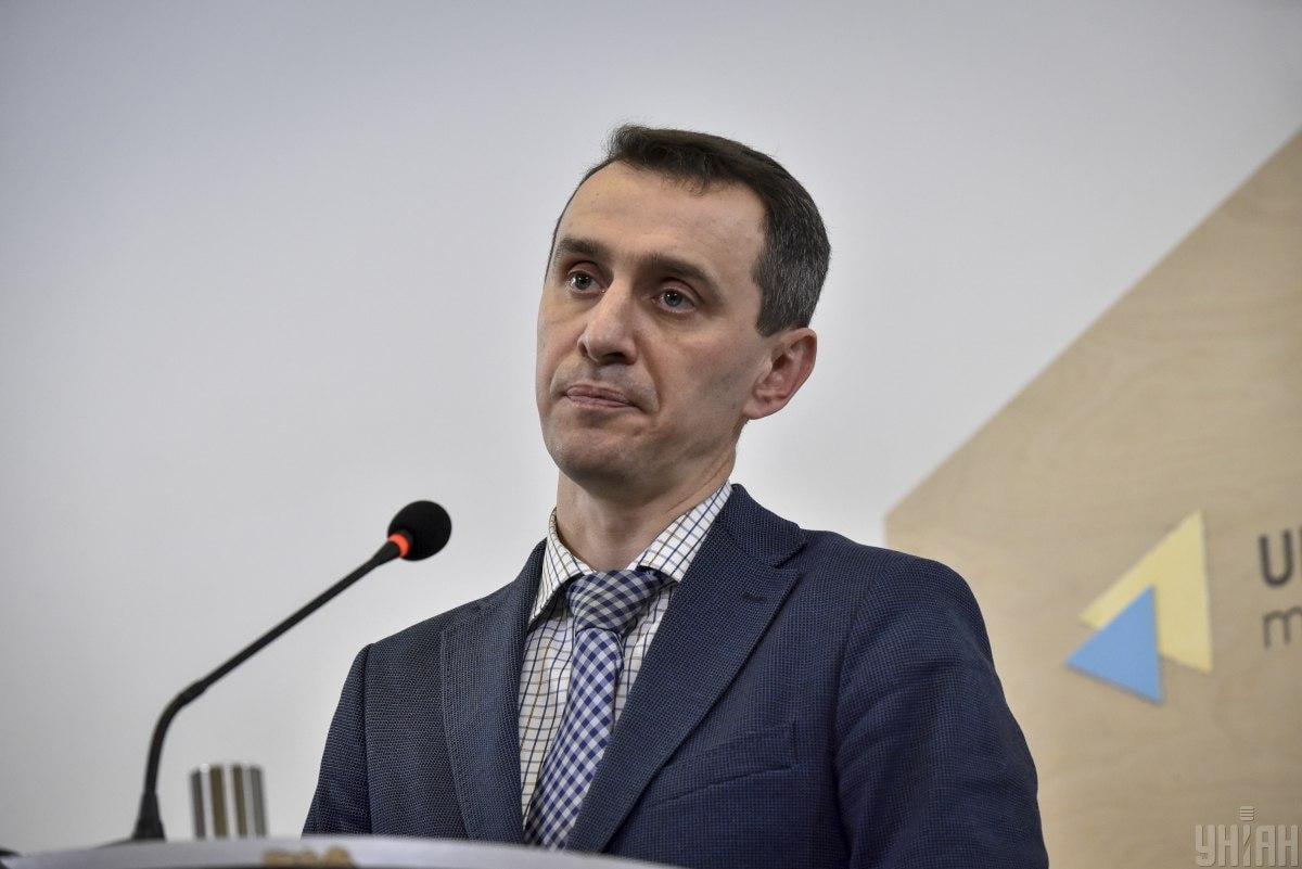 Віктор Ляшко про ріст кількості нових виявлених випадків коронавірусу/ фото УНІАН