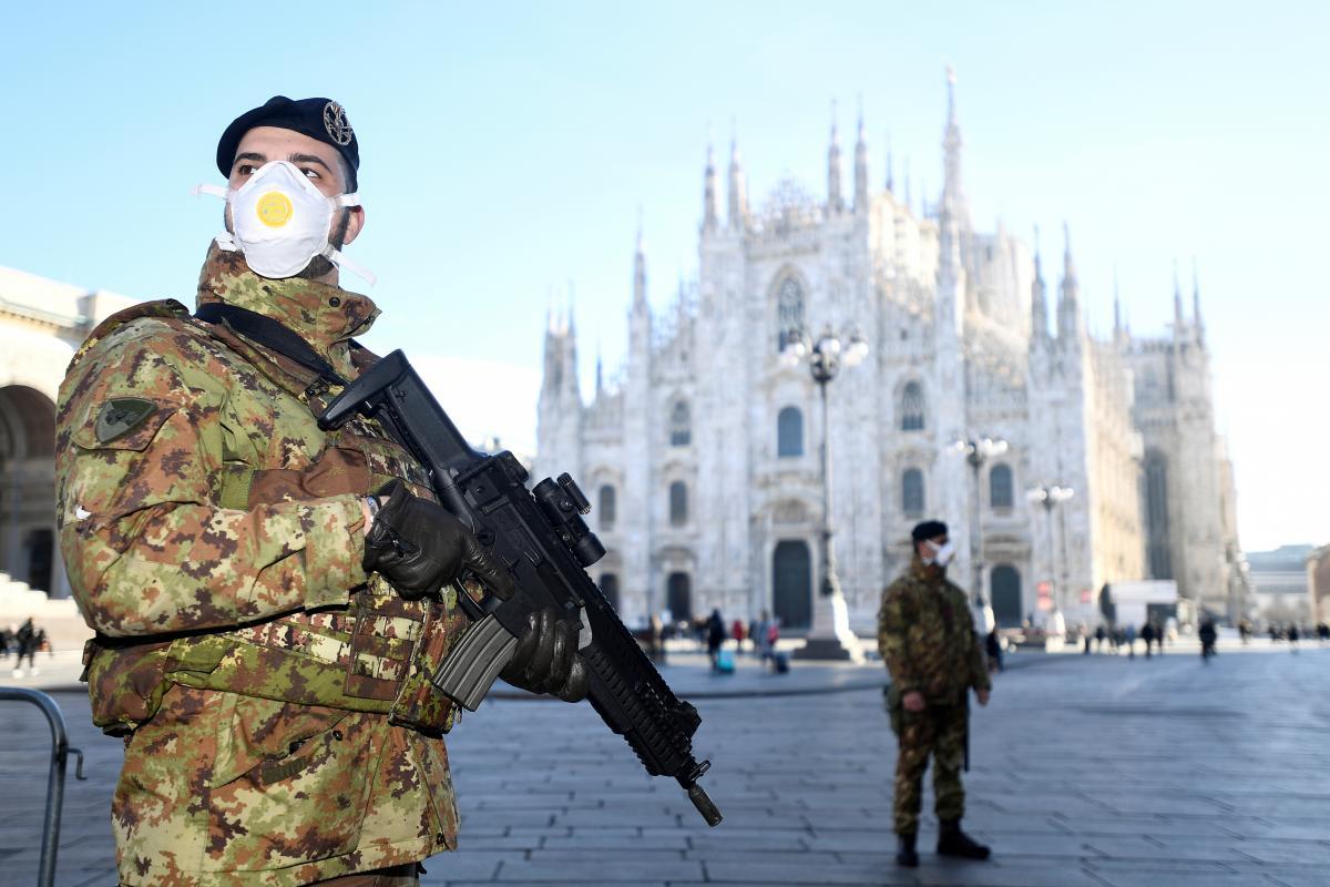 В Минздраве прокомментировали состояние больной украинки, которая живет в Италии / Фото: REUTERS