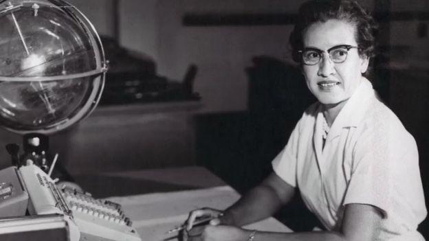 Афроамериканка Кэтрин Джонсон работала в NASA с конца 1950-х годов \ NASA