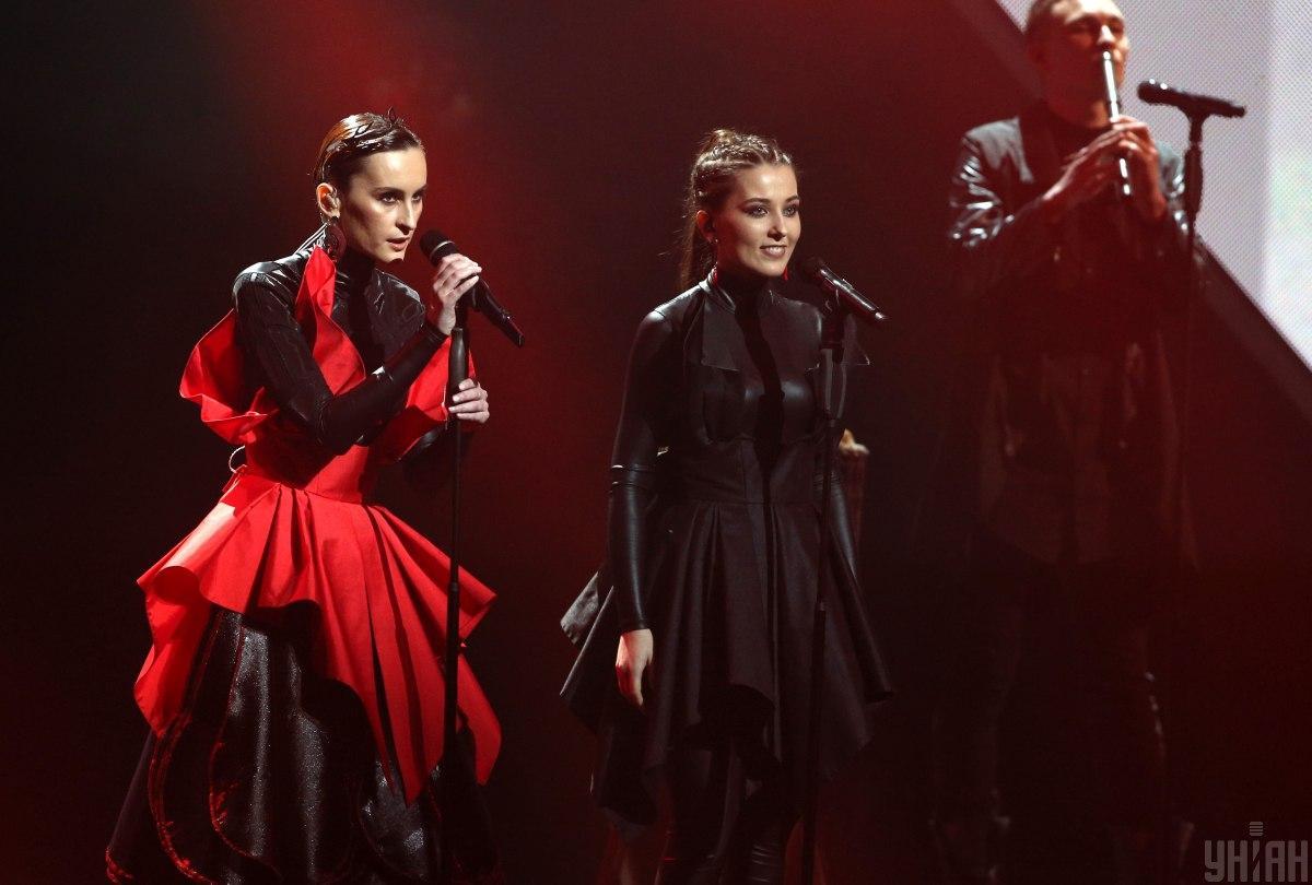 Группа Go_A победил на нацотборе Евровидения 2020 / фото УНИАН