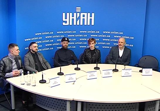 Електрофолк-группа Go_A представит Украину на Евровидении / скриншот