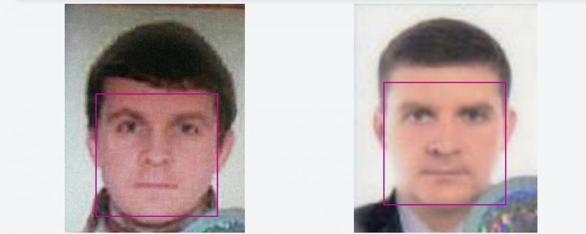 Слева -Георгий Горшков, справа -Егор Гордиенко. Фото: The Insider