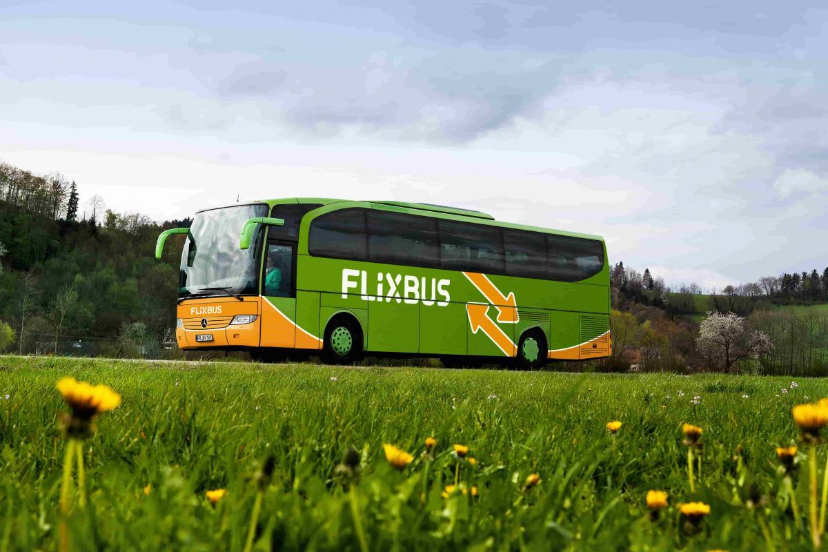 В феврале FlixBus вышел на рынок Африки / uvidpustku.com